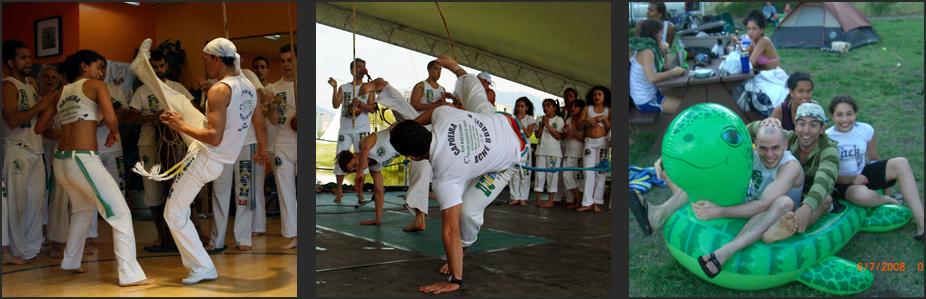 capoeira rates